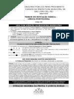 303-PEB - Língua Portuguesa