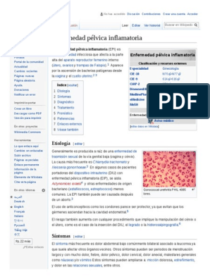 enfermedad pelvica inflamatoria pdf