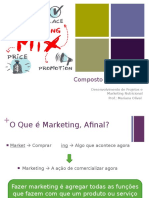 Aula 2 - Mix de Marketing