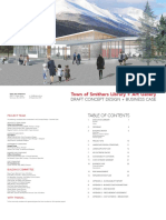 Library-gallery Concept Design _ Business Case - 20 Sept 2018