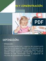 ATENCIÓN Y CONCENTRACIÓN.pptx