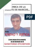 Justicia Por Marcos