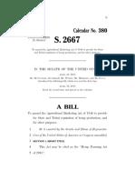 Hemp Farming Act of 2018