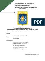 PROSPECCIÓN GEOQUÍMICA DE LOS DEPÓSITOS DE ALTA SULFURACIÓN.pdf