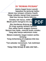 Lirik Lirik Lagu Band Manusgi 2....