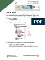 Uso del ArcScan con ArcGis 10.3
