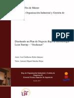 TFM Diseñando un Plan de Negocio Bajo la MetodologÃ_a Lean Startup â__ â__Studennetâ__