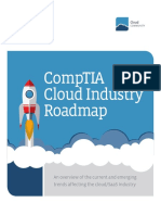 Cloud Industry Road map