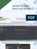 Oficina de Construção de Jogos Com Stencyl 3.3