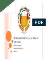 2011 03 12 Workshop Cerveja Artesanal Acerva Gaucha