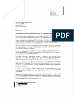 Shenhua Combined Letter