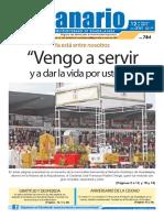 Semanario Especial 12 Febrero 2012 Bienvenida Nuevo Cardenal Guadalajara