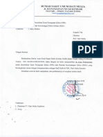 Surat Permohonan Dan Rekomendasi