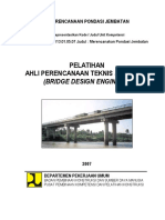 Rencana Pondasi Jembatan