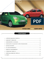 Manual Gratis Chevrolet Spark 1000