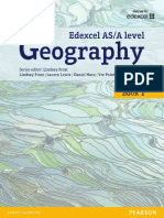[Edexcel AS_A Level 2016 Series] Linsay Frost, Lauren Lewis, Daniel Mace, Viv Pointon, Paul Wraight - GCE Geography as Level Student Book (2016, Pearson)