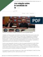 Flamengo_ Comissão Jurídica Marca Votação Sobre Impugnação de Candidato de Eduardo Bandeira de Mello No Rubro-negro - Futebol - UOL Esporte