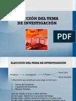 s2 Eleccion Del Tema de Investigacion