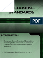 Accounting Standards New
