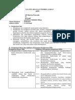 Rencana Pelaksanaan Pembelajaran (Rpp 1 Pertemuan)
