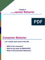 Week 7 Consumer Decision Making