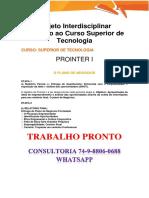 Anhanguera Prointer i Superior de Tecnologia