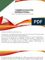 7.2 Comercializacion Internacional