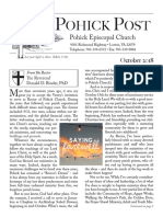 October 2018 Pohick Post
