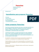 Panochas
