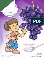 APOSTILA DE ATIVIDADES ALIMENTAÇÃO SAUDÁVEL 1° AO 5º ANO.pdf