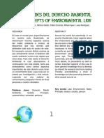 Generalidades Del Derecho Ambiental Articulo