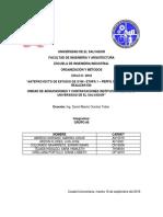 Perfil de La Institución OYM