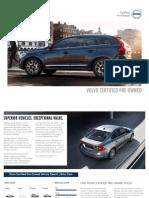 Volvo CPO 2017 Brochure v1