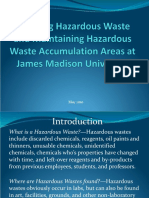 Haz Waste Online Training