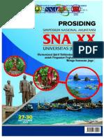 HALAMAN COVER PROSIDING SNA XX 2017 JEMBER.doc