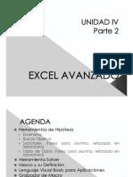 Clase U4 -MSExcel-Parte 2 - 2017v1