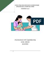 Microplanning Kegiatan Imunisasi Tahun 2017