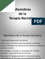 Maniobras de Narrativa