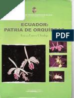 Ecuador Patria de Orquídeas tomo 2(2005)
