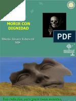 Morir con dignidad