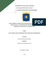 Características Biológicas, Psicológicas y Sociales Que Influyen en La Autoestima Del Adulto Mayor, Red Asistencial II, Essalud, Cajamarca, 2015