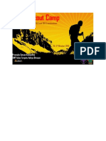 Raiser Scout Camp