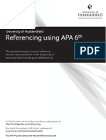 APA Referencing Guide Full Nov 2013