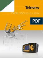 Catalogo Televes 2013 2014