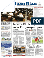 Epaper Haluanriau Edisi Rabu 12 September 2018