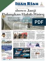 Epaper Haluanriau Edisi Senin, 17 September 2018