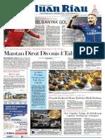 Epaper Haluianriau Edisi Selasa, 18 Septermber 2018