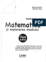 Matematica Si Explorare Mediului