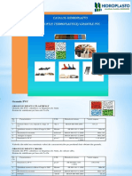 9 Catalog Profile Termoplastice