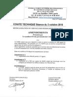 Amendements FO CASVP Service Des Ressources Humaines